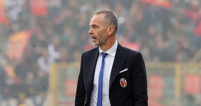 Stafano Pioli: Strengthened his side with capture of Gentiletti