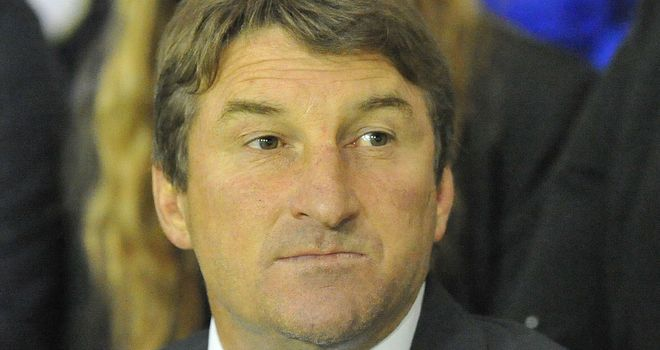 Tony Smith: a tough game in London