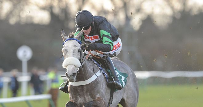 Corrin Wood: Likely to run in the RSA Chase