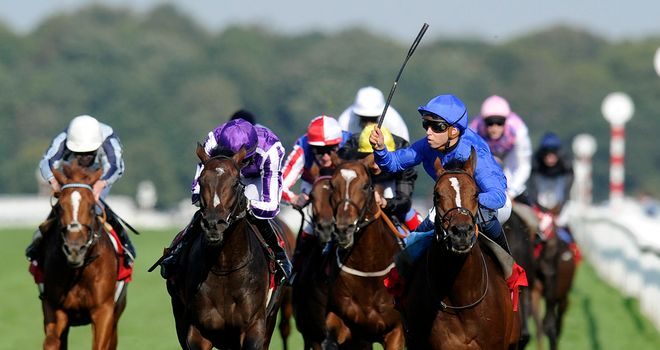 Encke is due to return to action at Glorious Goodwood.