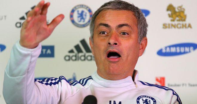 Jose Mourinho: Chelsea boss mocks Manchester United link