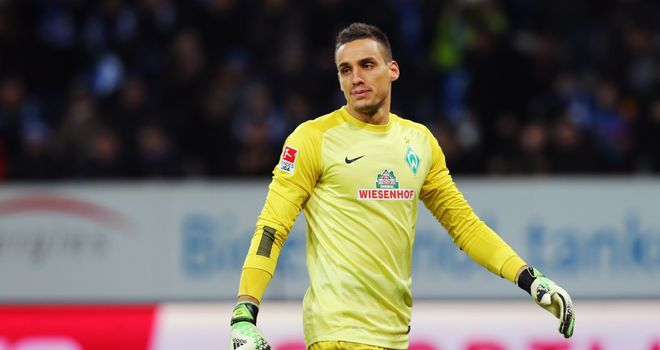 Raphael Wolf: Set to play a key role for Werder Bremen