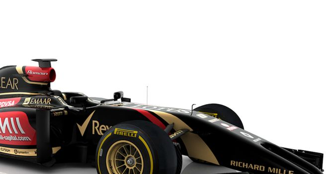 Lotus E22: Running in reality for the first time at Jerez