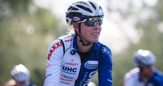 Hannah Barnes (Picture: UnitedHealthcare Pro Cycling)