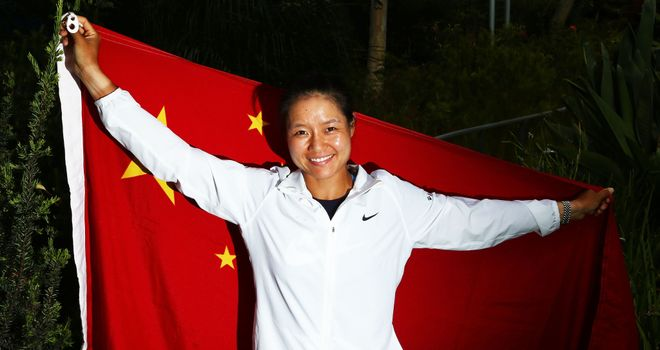Li Na: Has lost twice in the final of the Australian Open