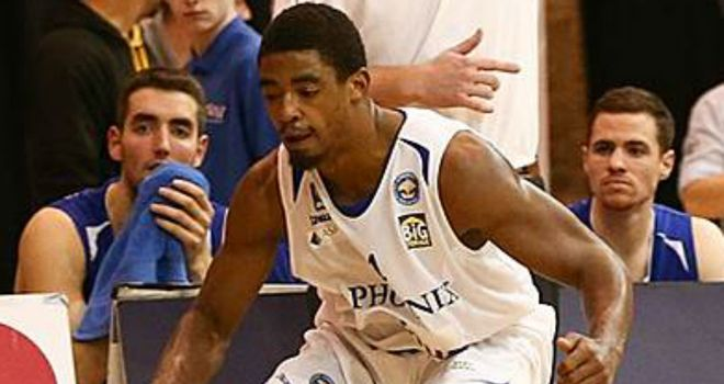 Reggie Middleton: Helped Cheshire Phoenix beat Manchester Giants