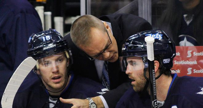 In charge: Paul Maurice