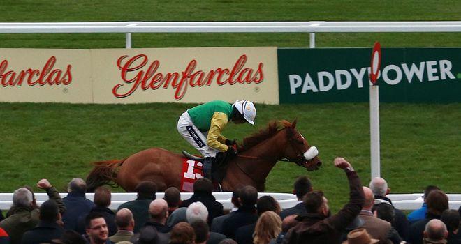 Quick Jack: Big race favourite