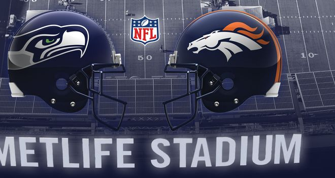 Super Bowl XLVIII - Denver Broncos v Seattle Seahawks