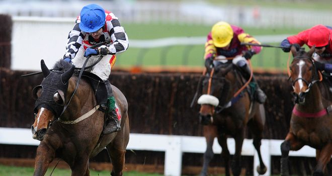 The Giant Bolster: Bounced back to form at his favourite track