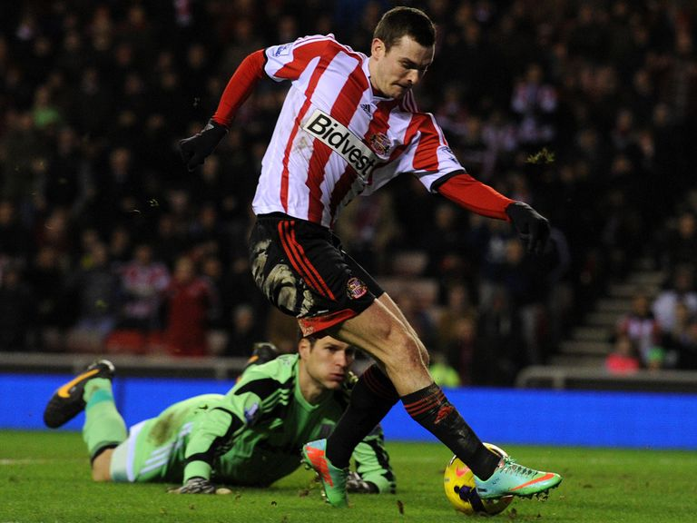 Adam Johnson: Eyeing a World Cup place