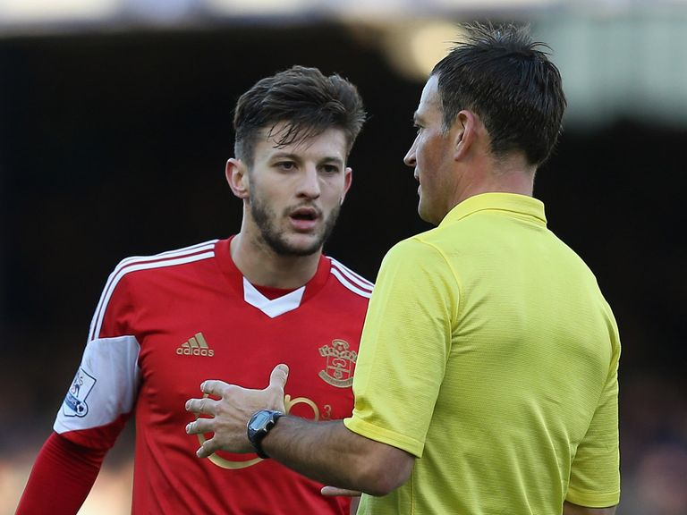 Southampton had complained about Clattenburg