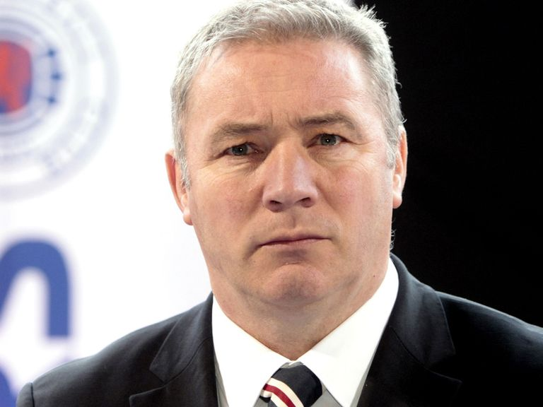 Ally McCoist: Has warned Bilel Mohsni
