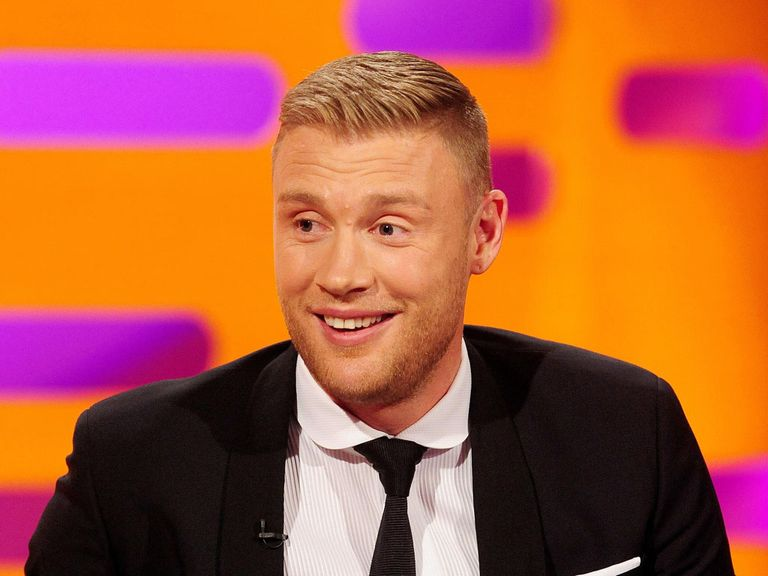Andrew Flintoff: Will feature in the celebrity team