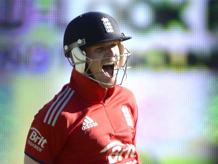 Eoin Morgan: Expected to shake off a calf injury in time for the third one-dayer
