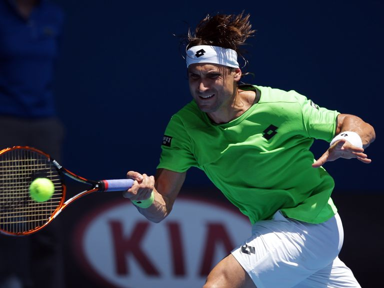David Ferrer: Made to work for his win