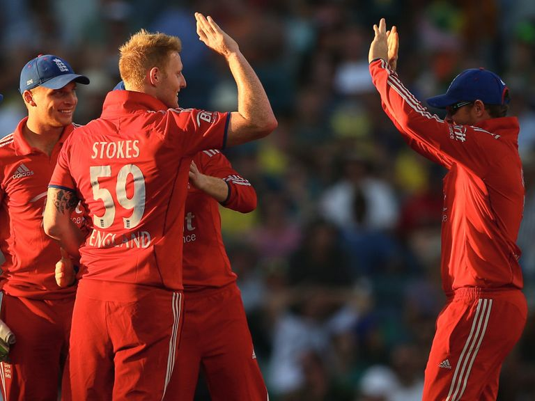 Ben Stokes: Bright spot on England's dismal tour