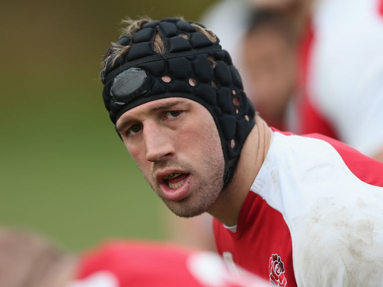 Chris Robshaw: Determined for England to bounce back