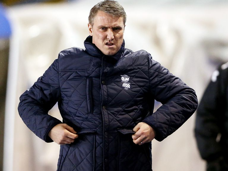 Lee Clark: Excited by Swansea clash