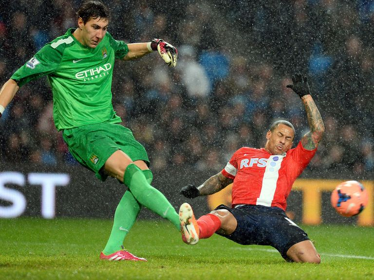 Costel Pantilimon: Snapped by Sunderland