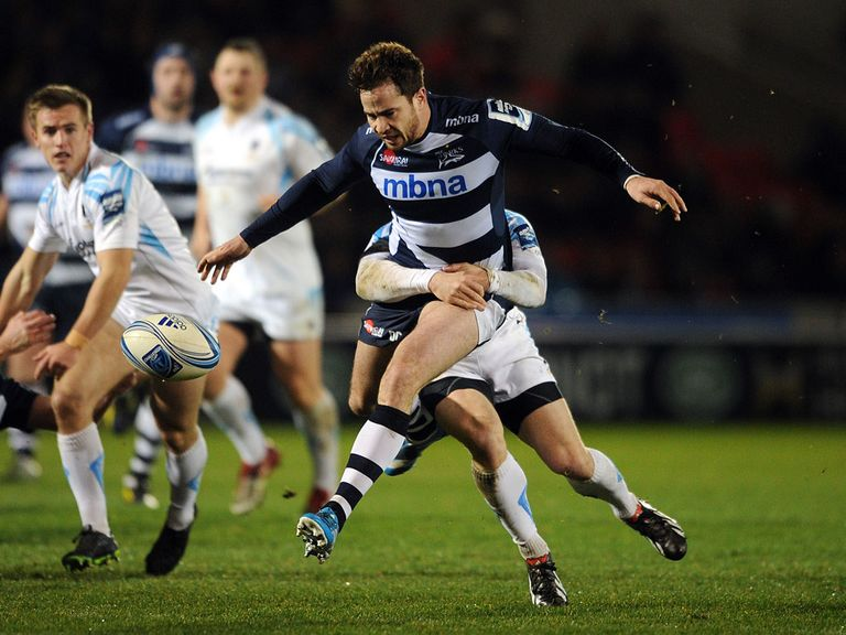 Danny Cipriani: Set for England call up