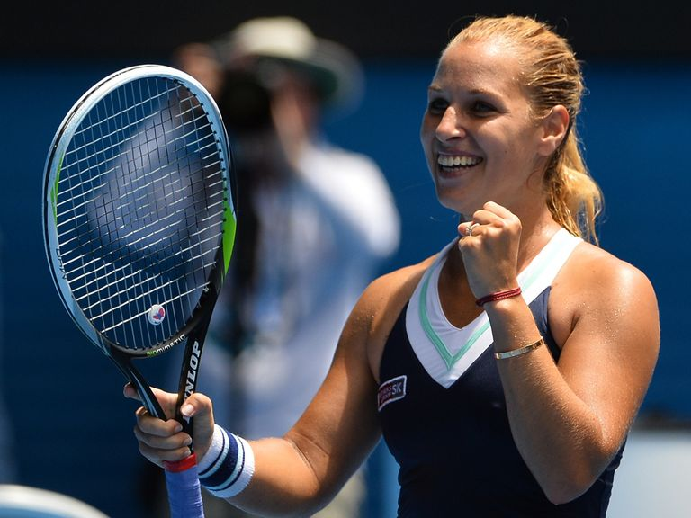 Dominika Cibulkova: Beat Maria Sharapova in Melbourne