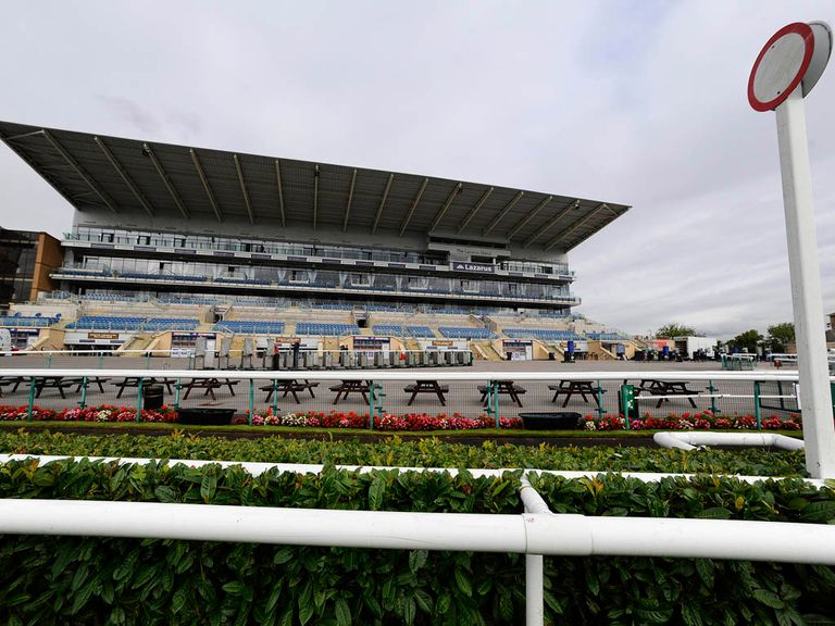 Enjoy racing and rock from the grandstands at Doncaster.