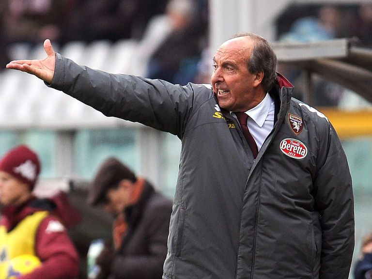 Giampiero Ventura: Ready for Juventus clash