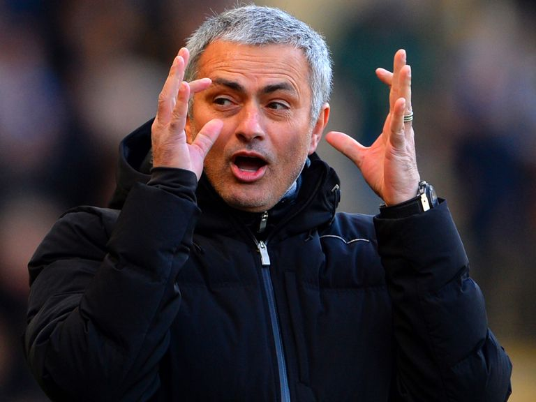 Jose Mourinho: I'm here to stay