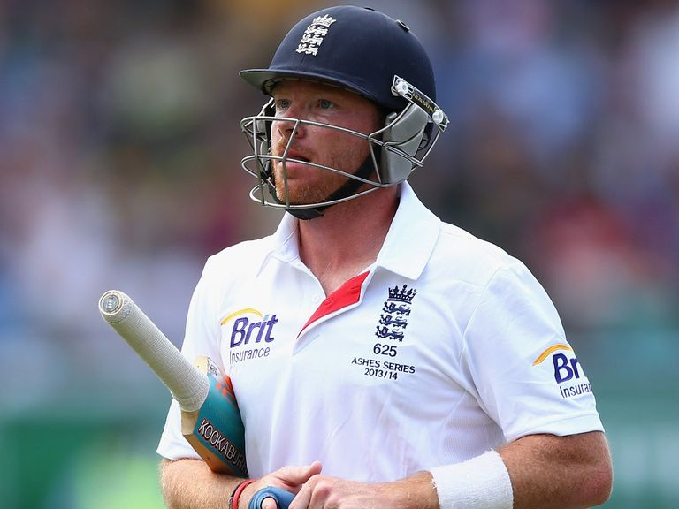 Ian Bell: Looking to bat at four for England