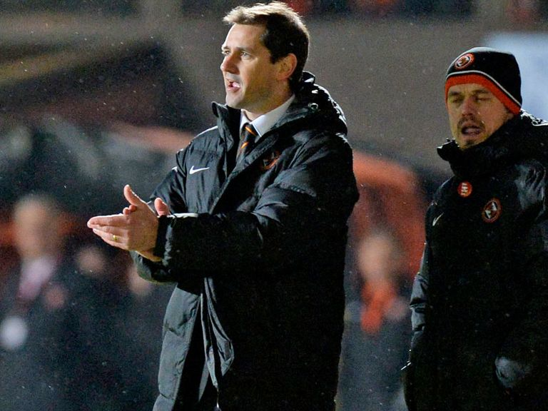 Jackie McNamara's Dundee United go to Inverness