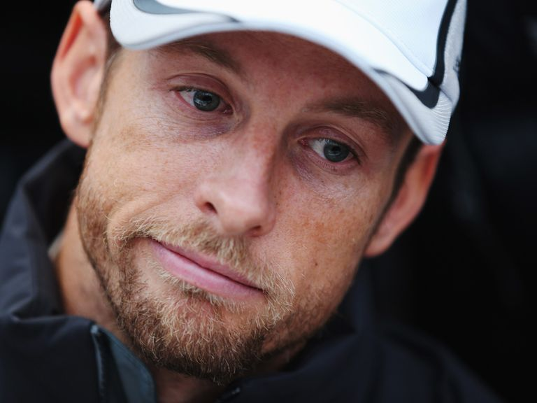 Jenson Button: Likes the idea of a London Grand Prix
