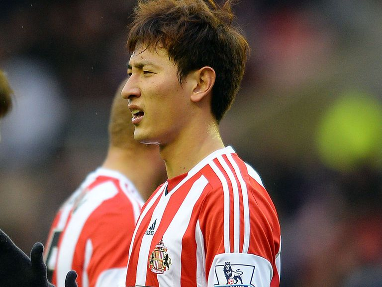 Ji Dong-won: Played for Sunderland before he was registered