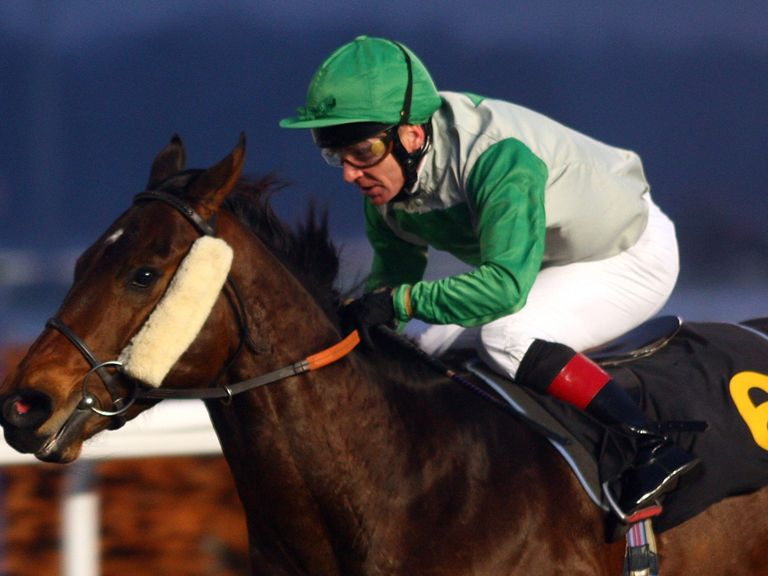 Jimmy Quinn: Can win aboard Olivers Mount
