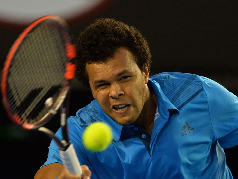 Jo-Wilfried Tsonga: Key man for France