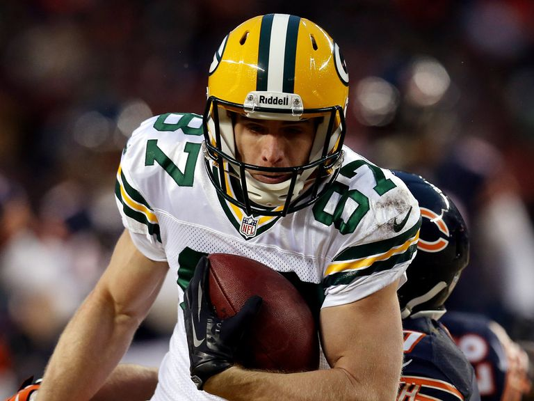 Jordy Nelson: Admits conditions won't be enjoyable