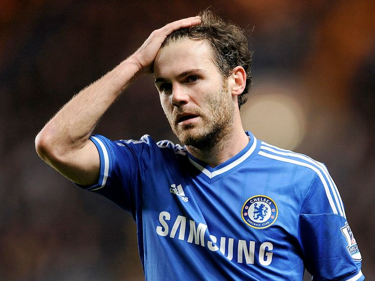 Juan Mata: Heading to Manchester United