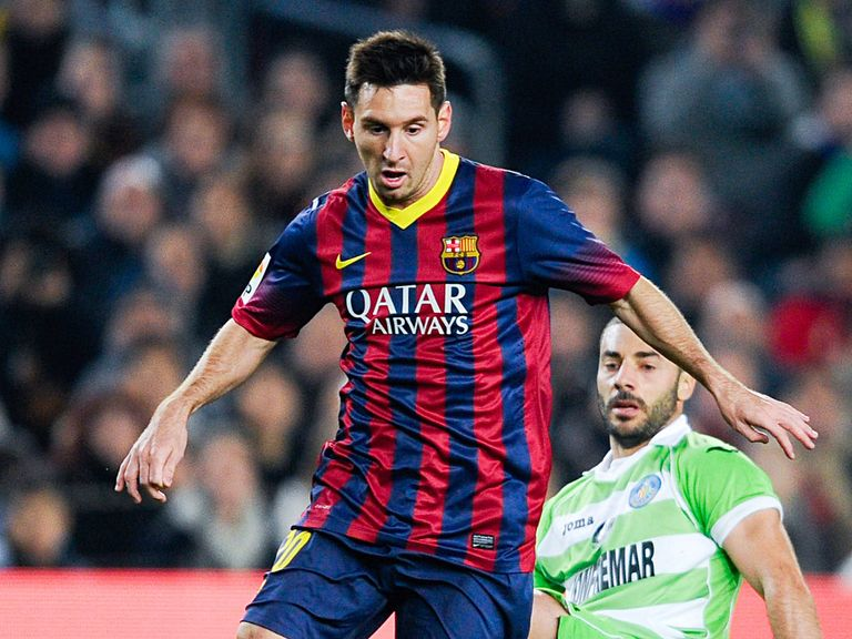 Lionel Messi: Ballon d'Or contender