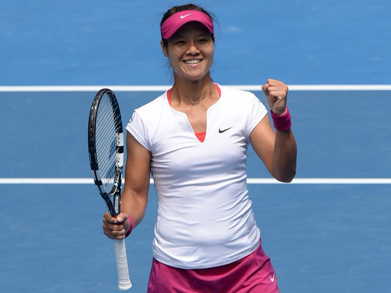 Li Na: Once more a semi-finalist in Melbourne