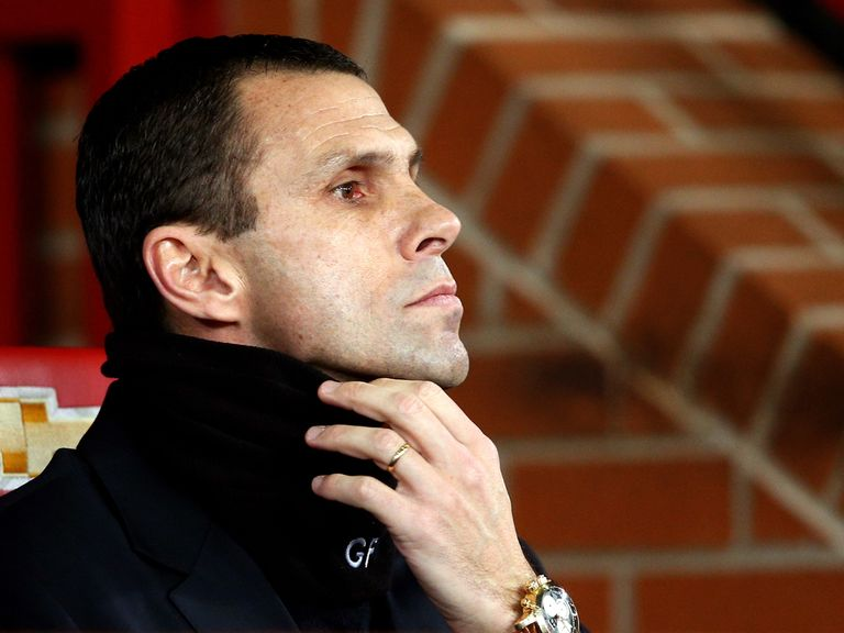 Gus Poyet: Delighted to reach Capital One Cup final