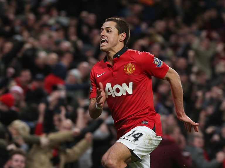 Javier Hernandez: Becoming increasingly frustrated at United