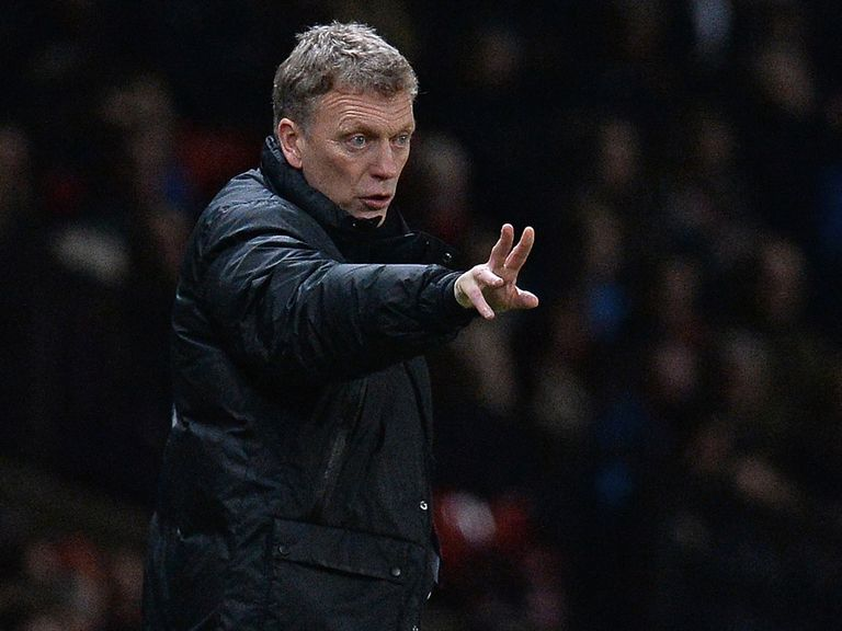 David Moyes: Manchester United manager has been fined by the FA