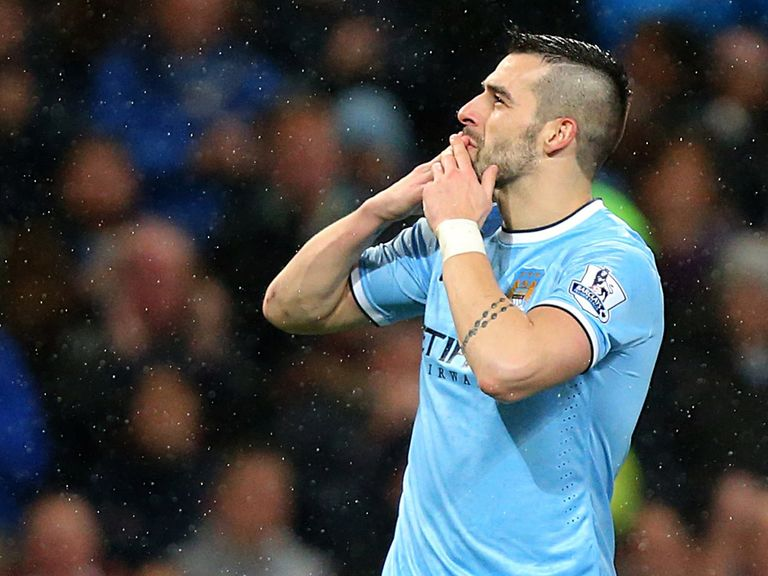 Alvaro Negredo: In a rich vein of form