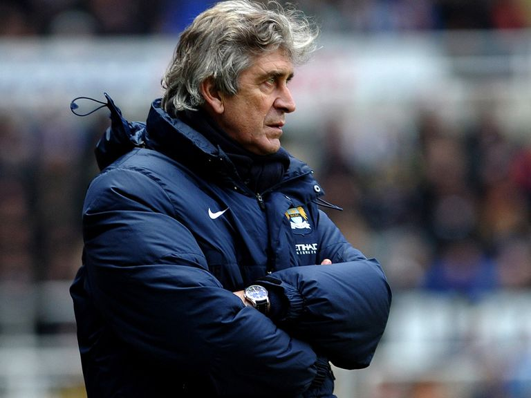 Pellegrini: Job done for Manchester City in the first leg