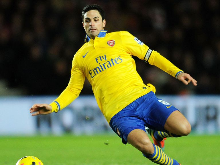 Mikel Arteta: 'The schedule is really busy now'