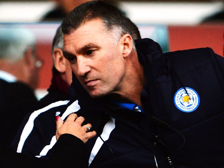 Nigel Pearson: Spent some time in hospital