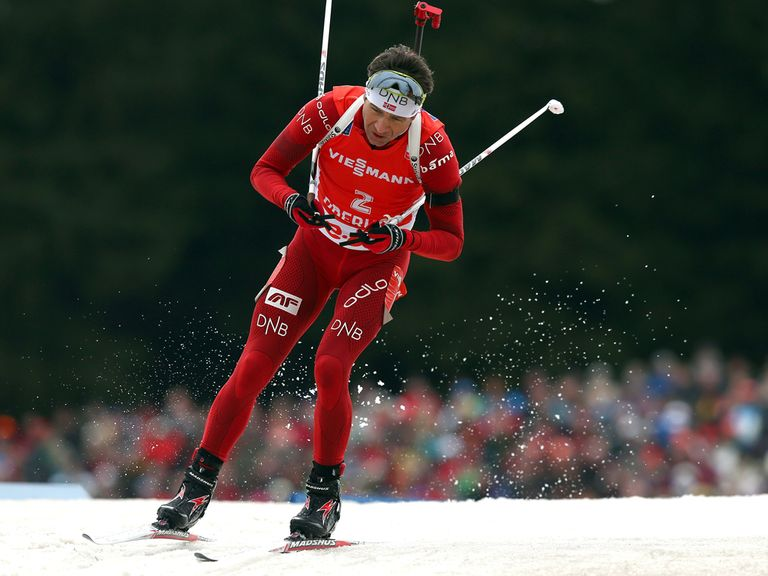 Ole Einar Bjoerndalen: One of the big names to watch