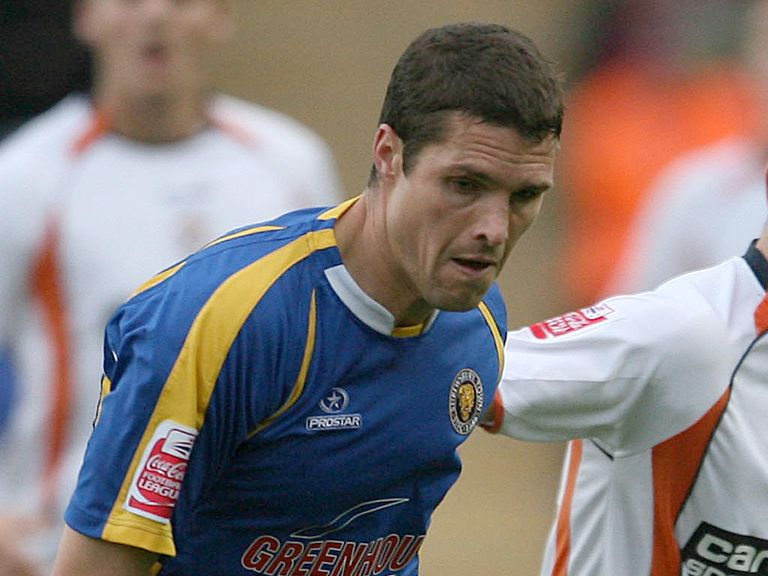 Michael Jackson: In charge at Shrewsbury for rest of season
