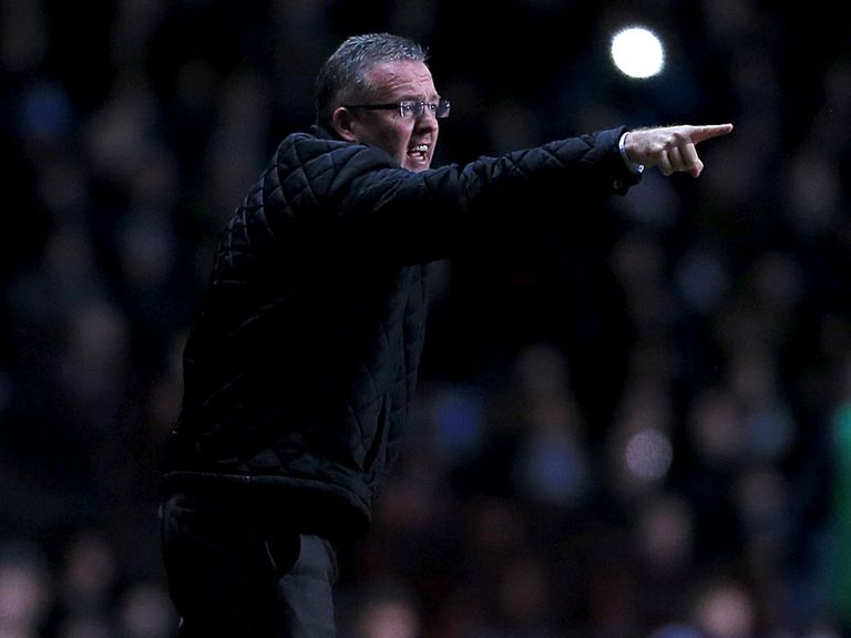 Paul Lambert: Looking to climb the table