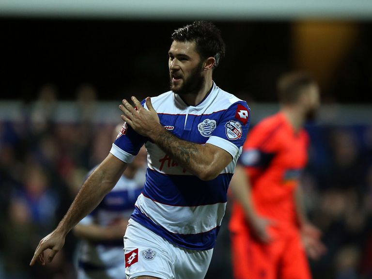 Charlie Austin scored in QPR's win over Bolton